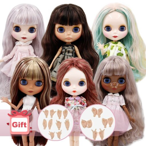 DBS BJD ICY Factory blyth doll nude 30cm Customized doll 1 6 doll with joint body