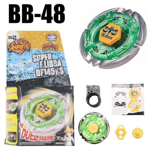 Dark Bull Metal Fusion Spinning Top BB 40 STARTER SET Drop shopping 3