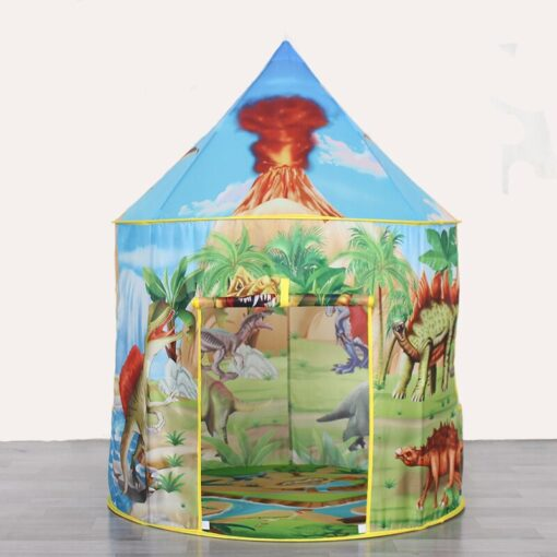 Dinosaur world baby children s play house tent for kids fun toys tents Indoor Outdoor foldable 1