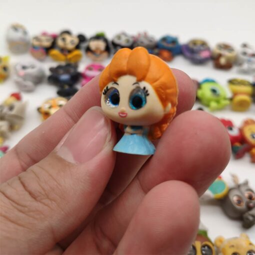 Doorables Princess Dolls Mini Model Toy Action Figures Dolls Rare Collection 3