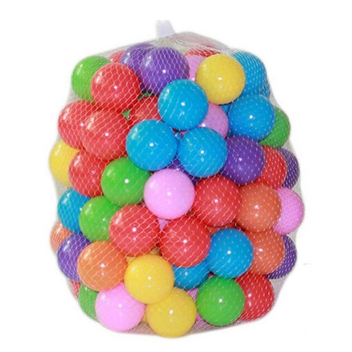 Eco Friendly Colorful Soft Water Pool Ocean Wave Ball Pits Baby Funny Toys Stress Air Ball