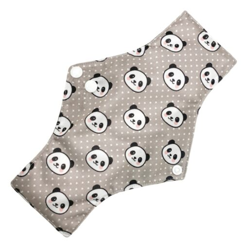 Eco friendly sanitary napkin bamboo washable Charcoal Period Reusable fiber Mama Menstrual sanitary pad Skin and 2