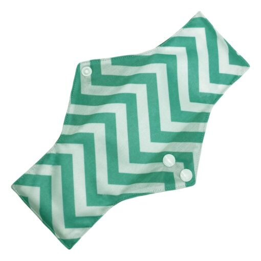 Eco friendly sanitary napkin bamboo washable Charcoal Period Reusable fiber Mama Menstrual sanitary pad Skin and 3