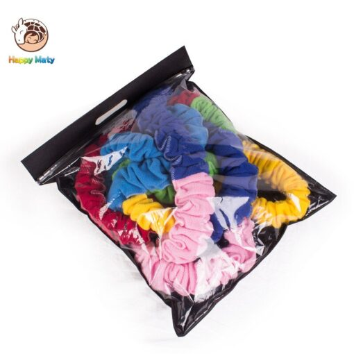 Elastic Fleece Cooperative Stretchy Band Integrations Dynamic Movement Exercise Team Cooperation Work Develop Outdoor Sport Toy 4