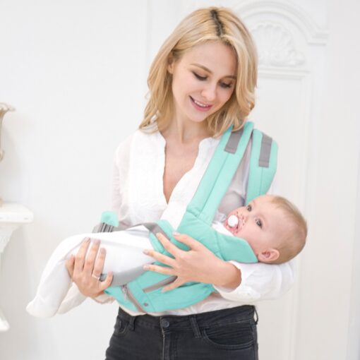 Ergonomic Baby Carrier Infant Kid Baby Hipseat Sling Front Facing Kangaroo Baby Wrap Carrier for Baby 3