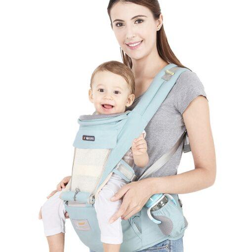 Ergonomic Baby Carrier Sling Wrap Waist Stool Porte Cangurera BackpacK Multifunctional Kids Accessories Hipseat Newborn