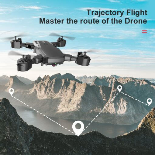 F85 RC Drone 4K HD Camera Professional Aerial Photography Helicopter 360 Degree Flip Foldable Quadcopter 3