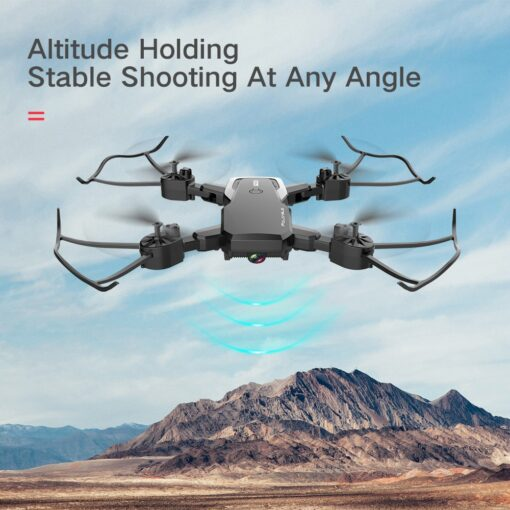 F85 RC Drone 4K HD Camera Professional Aerial Photography Helicopter 360 Degree Flip Foldable Quadcopter 4