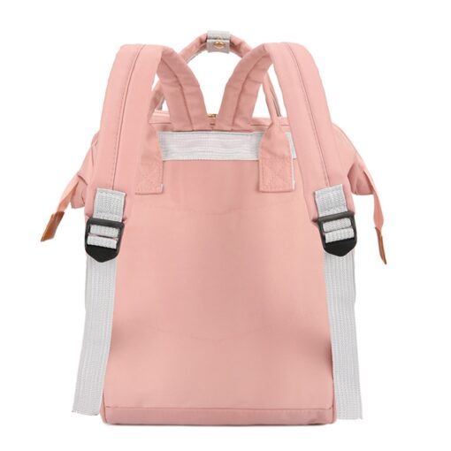 Fashion Mommy Bag Backpack High Quality Diaper Bag Waterproof Baby Nappy Bags Travel Baby Stroller Bag 3