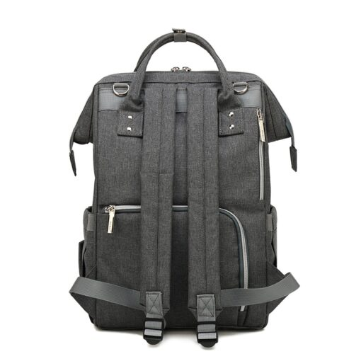Fashion Mummy Maternity Diaper Bag Large Nursing Bag Travel Backpack Designer Stroller Baby Bag Baby Care 4