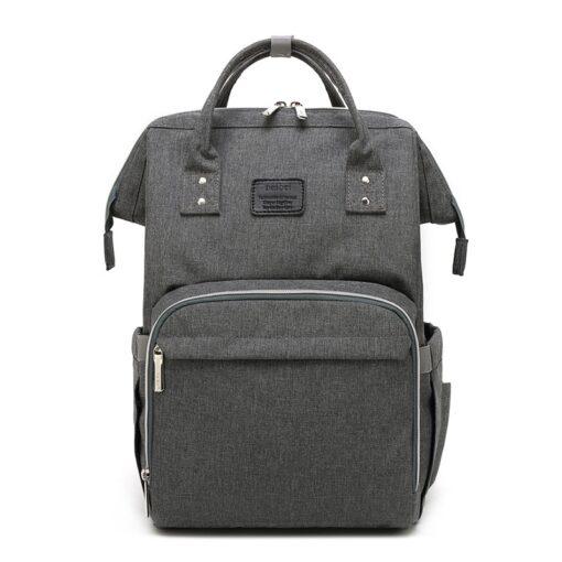 Fashion Mummy Maternity Diaper Bag Large Nursing Bag Travel Backpack Designer Stroller Baby Bag Baby Care 5