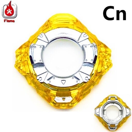 Flame Ar Cn Vn Weight Power Metal Ring for Spinning Top Toys 3