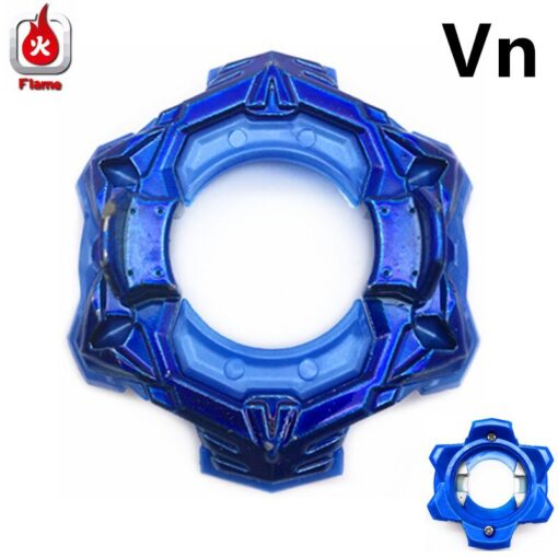Flame Ar Cn Vn Weight Power Metal Ring for Spinning Top Toys 5