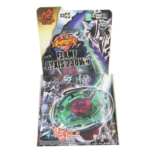Flame Byxis 230WD Metal Masters 4D Spinning Top BB 95 Drop Shopping