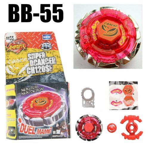 Flame LIBRA Metal Fusion 4D Spinning Top BB 48 Drop shopping 2