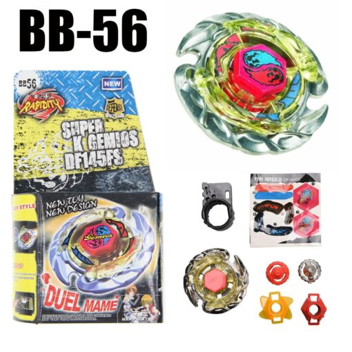 Flame LIBRA Metal Fusion 4D Spinning Top BB 48 Drop shopping 3