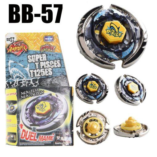 Flame LIBRA Metal Fusion 4D Spinning Top BB 48 Drop shopping 4