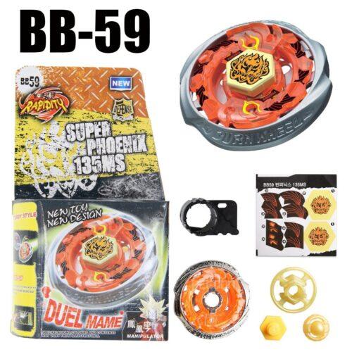Flame LIBRA Metal Fusion 4D Spinning Top BB 48 Drop shopping 5