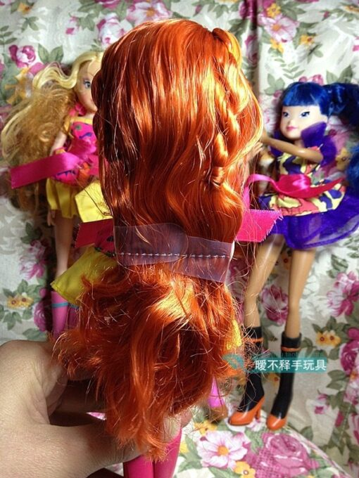 Free Shipping 2019 Winx Dolls For Girls Gift Height 28cm doll accessories 2
