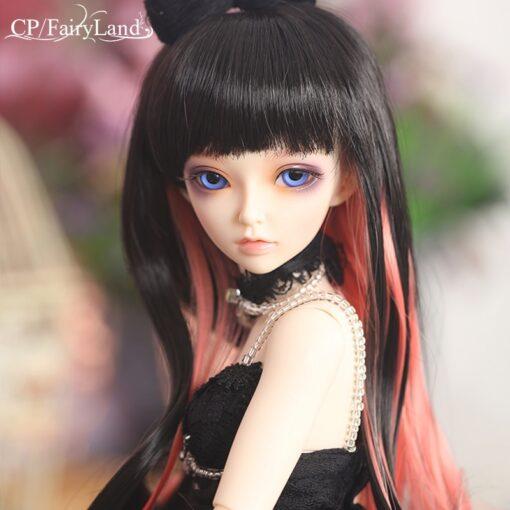 Free Shipping Minifee Celine BJD Dolls 1 4 Fashion Flexible Resin Figure Female Fairies Fullset Toy 1