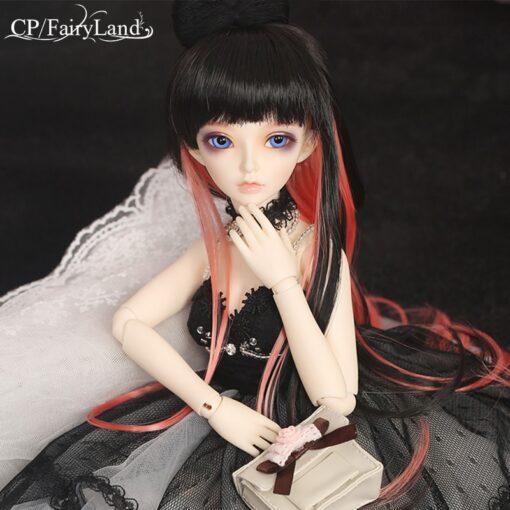 Free Shipping Minifee Celine BJD Dolls 1 4 Fashion Flexible Resin Figure Female Fairies Fullset Toy 3