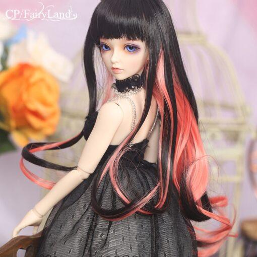 Free Shipping Minifee Celine BJD Dolls 1 4 Fashion Flexible Resin Figure Female Fairies Fullset Toy 4