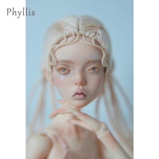 Freedomteller 1 4 Phyllis Beth Kunis Winona BJD SD Doll 39 5cm dollenchanted Girl Slender Body