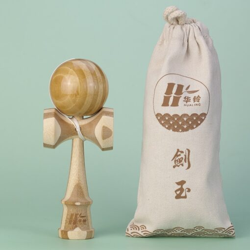 Funny Japan Traditional Kendama Ball Juggling Ball Wooden Toy For Children