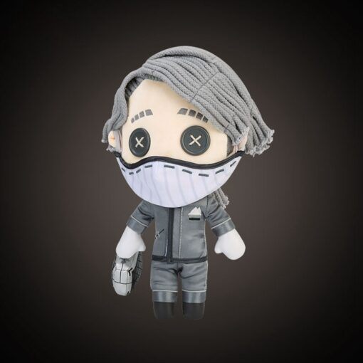 Game Identity V Survivor Aesop Carl Embalmer Plush Doll Toy Cosplay Plushie Toy Suit Dress Up 1