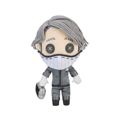 Game Identity V Survivor Aesop Carl Embalmer Plush Doll Toy Cosplay Plushie Toy Suit Dress Up 5