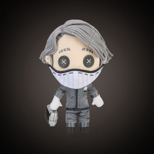 Game Identity V Survivor Aesop Carl Embalmer Plush Doll Toy Cosplay Plushie Toy Suit Dress Up