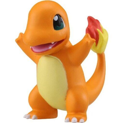 Genuine Takara Tomy Pokemon Figures Collection Moncolle EX Pocket Monster Action Model Toys Dolls Kids Toy 5