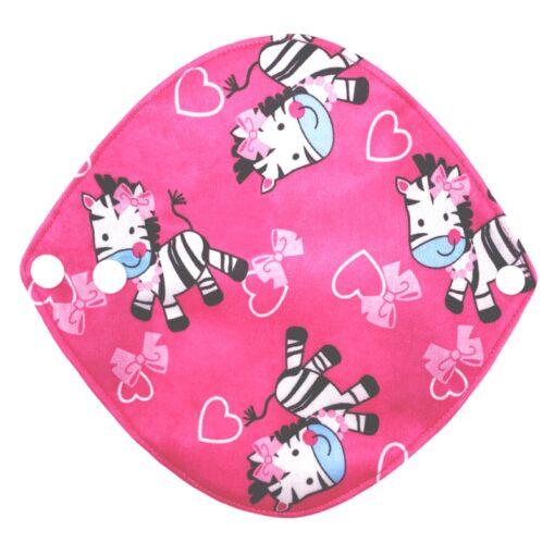 Goodbaum Reusable Pads Bamboo Charcoal Sanitary Pad Napkin Washable Feminine Maternity Hygiene Panty Liner Soft Breathable 2