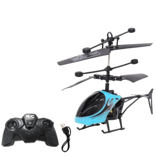 HIINST Remote sensing helicopter Mini RC Infrared Induction Remote Control Toy 2CH Gyro Helicopter RC Drone