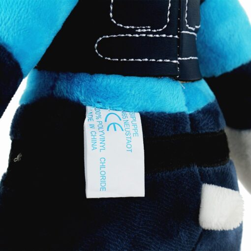 HONJI 15inch Movie Zootopia Plush Toy Cute Zootopia Rabbit Judy Hopps Plush Toys Doll Soft Stuffed 5