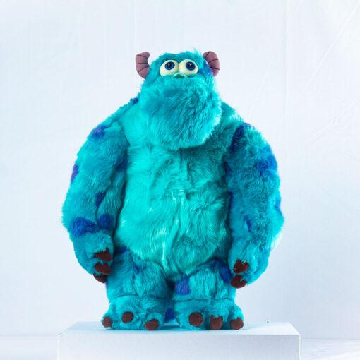 HONJI 38cm Monsters Universityed Sulley Sullivan Plush Toy Stuffed Animals Baby Kids Soft Toy For Children 4