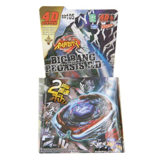 Hades Kerbecs Hell Kerbecs Metal Masters 4D Spinning Top BB 99 Drop Shopping 3