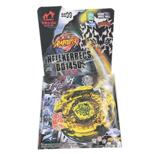 Hades Kerbecs Hell Kerbecs Metal Masters 4D Spinning Top BB 99 Drop Shopping