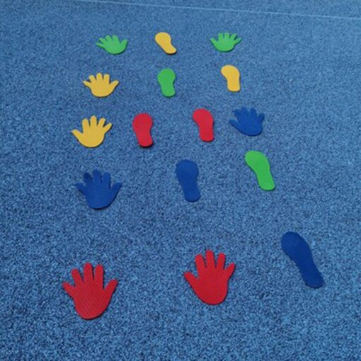 Hands and Feet Game Indoor Outdoor Toys Games for Kids Jump Play Mat Sport Crawling Jump 1