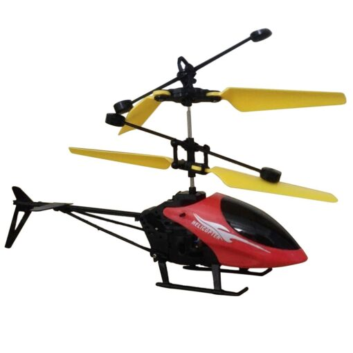 Helicopter Induction Aircraft Toys Flower Fairy Xiaohuangren Suspension Luminous Compact Children S Toys 2
