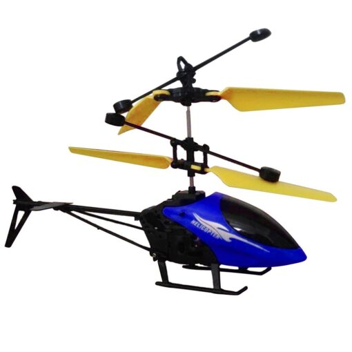 Helicopter Induction Aircraft Toys Flower Fairy Xiaohuangren Suspension Luminous Compact Children S Toys 4