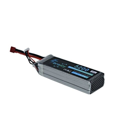 High Rate 11 1V 5200mAh Lipo Battery For RC Cars Robot Airplanes Helicopter Parts 3s Lithium 5
