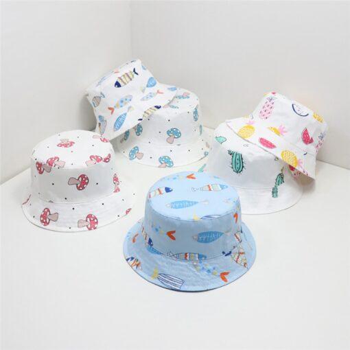 Hip hop Cap Baby Caps New Girl Boys Cap Summer Hats For Boy Infant Sun Hat
