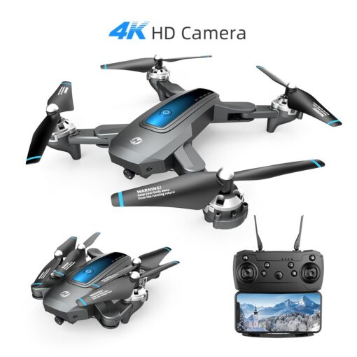 Holy Stone HS240 4K Drone HD Camera Profesional Foldable RC Dron Quadrocopter Quadcopter Drone 200MP 720P