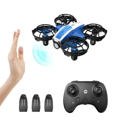 Holy Stone HS330 Hand Operated Mini Drone for kids Remote Control Quadcopter with Altitude Hold Throw