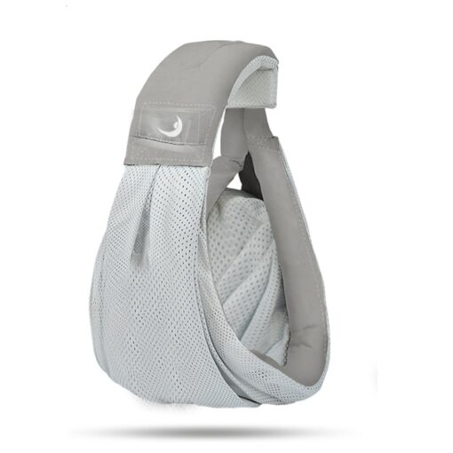 Hot 2019 New Organic Cotton Ergonomic Baby Carrier Baby Sling Infant Baby Wrap Multifunctional Adjustable Backpack 1