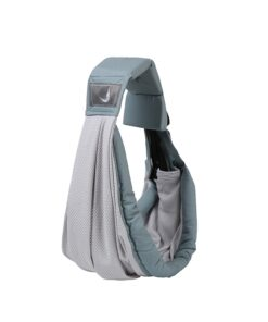 Hot 2019 New Organic Cotton Ergonomic Baby Carrier Baby Sling Infant Baby Wrap Multifunctional Adjustable Backpack 4