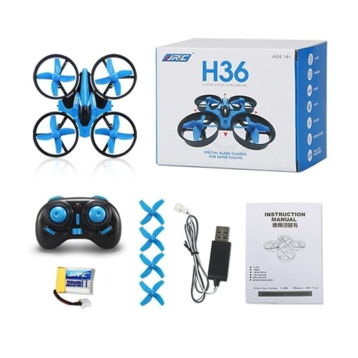 Hot Sale Mini Drone JJRC H36 RC Micro Quadcopters 2 4G 6 Axis With Headless Mode 4