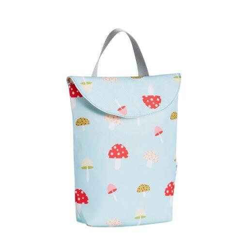 Hot Sale Multifunctional Baby Diaper Bags Reusable Fashion Waterproof Diaper Organizer Portable Big Capacity Mummy Bag 4
