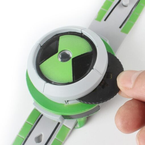 Hot Toy BEN Watch Omnitrix Toys For Kid Projector Watches Genuine Bening 10 Projector Medium Support 2